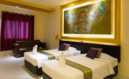 flyincom Marble Garden View Hotel and Resort