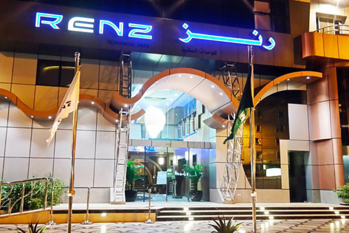 Image result for RENZ Five Star Hotel, Saudi Arabia